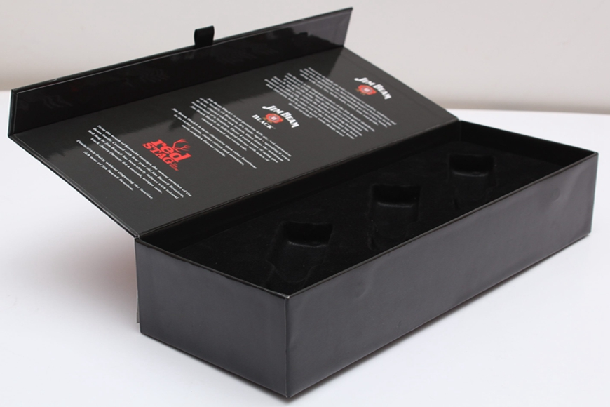 Wine Gift Boxes Packaging Kpwb 02 Gift Box Factory In China Paper